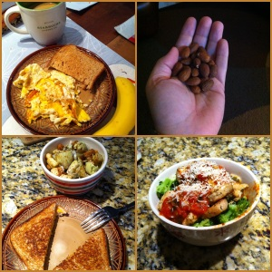 Eats for Tuesday, January 22nd