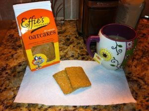 These oatcakes are the bomb. Like, seriously!